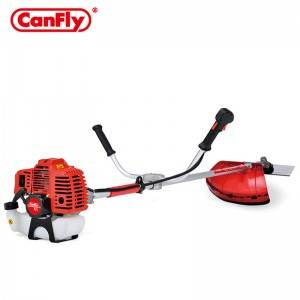 42.7CC 430 1.2KW gasoline brush cutter grass trimmer petrol brush cutter