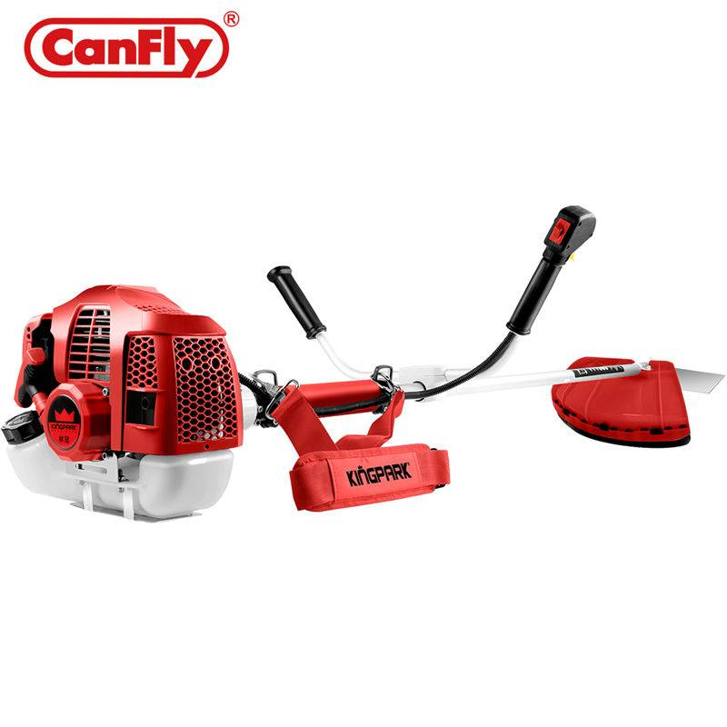 Kingpark 52cc Chinese Good Quality 2-Stroke Gas Brush Cutter