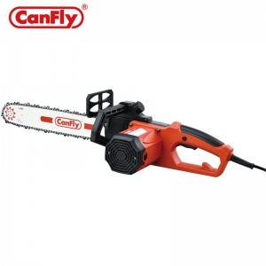 Canfly 16inch Full-Chisel Chain 1700W 95copper Motor Electric Chain Saw