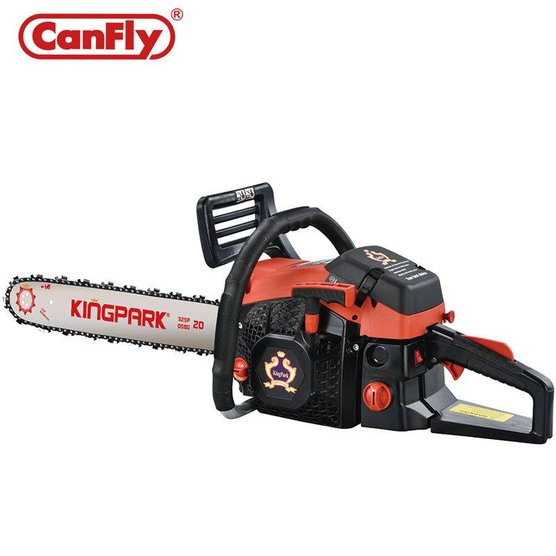 Kingpark 5800 Good Quality Hot Selling Gasoline Chainsaw