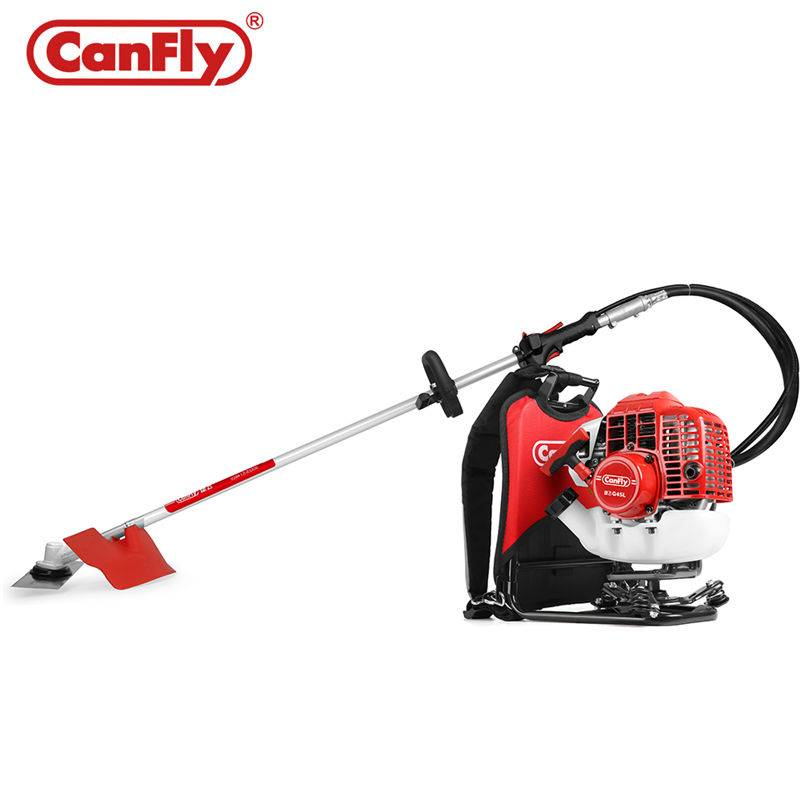 Canfly G45 42.7cc Backpack Grass Cutter Gasoine Grass Trimmer Brush Cutter