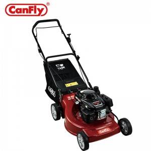 18inch Hands Push High Quality Chinese 160cc Model Engine Lawn Mower