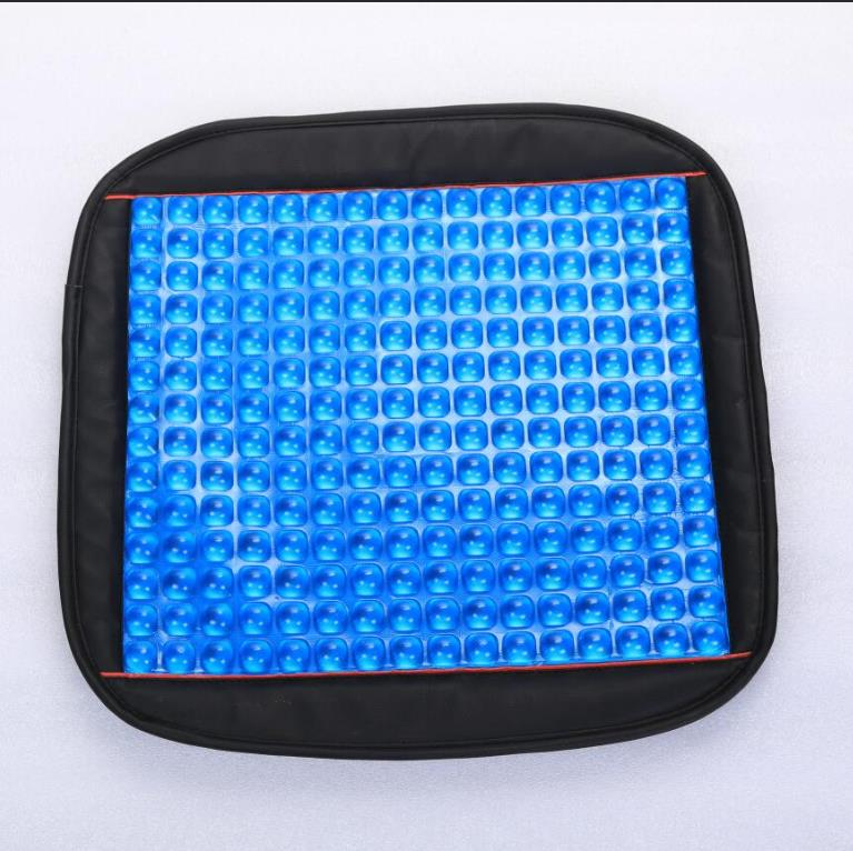 China Premium All Gel Orthopedic Seat Cushion Pad For Car Office Chair Wheelchair Or Home Durable Portable Soft Gel Orthopedic Seat Cushion Pad For Car Office Chair Pressure Sore Relief Ultimate Prevents
