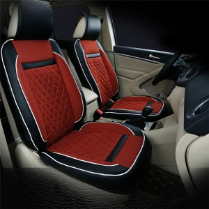 Comfortable universal car seat cushion helps with sciatica back pain