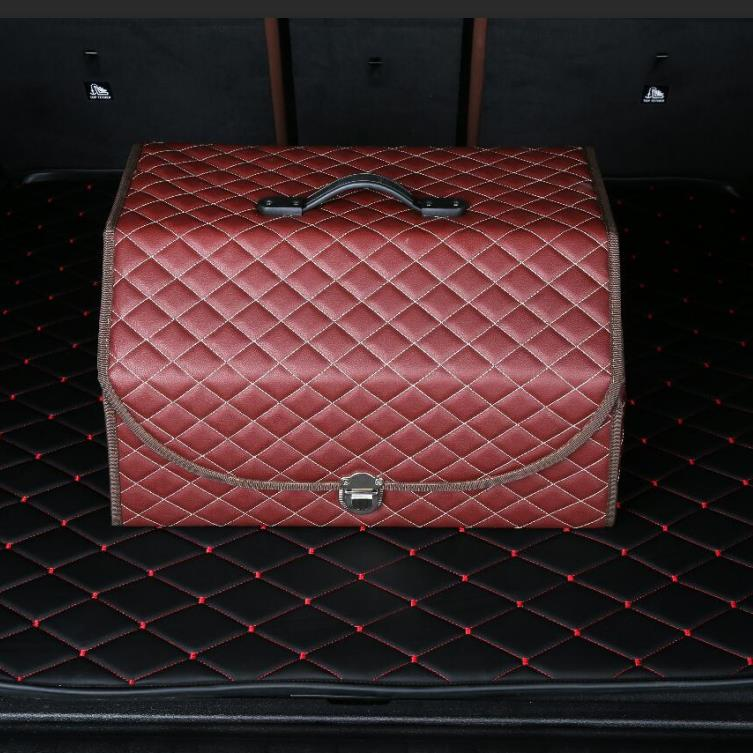 High reputation Car Trunk Organizer With Adjustable Straps Featured Image