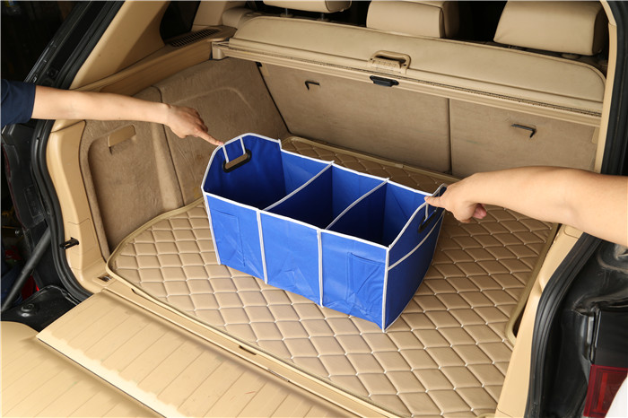 Factory Outlets New Design Car Trash Can -