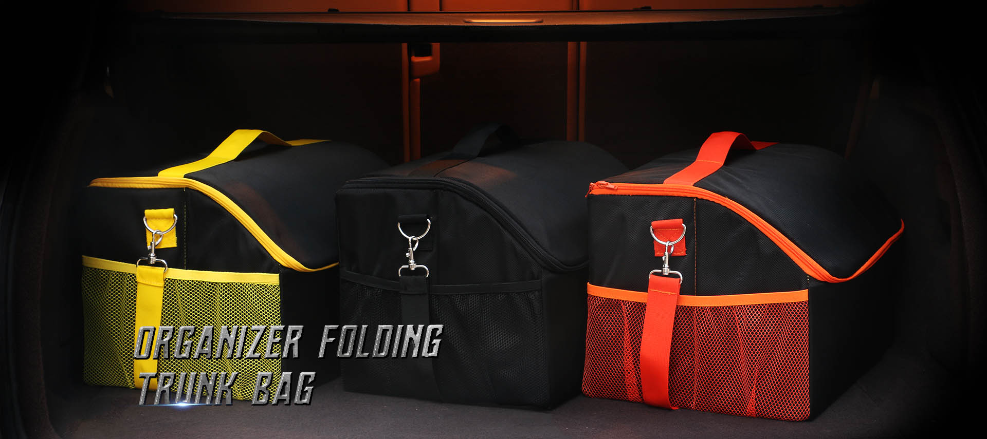 organizer Folding Trunk Bag