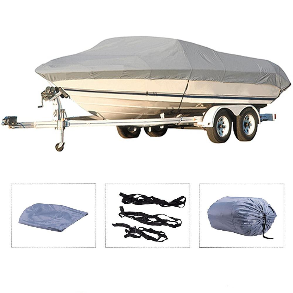 Boat Cover fits 16′ 17′ 18′ 19′ Featured Image