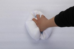 Memory Foam Pillow with Cooling Gel – Orthopedic Bed Pillow
