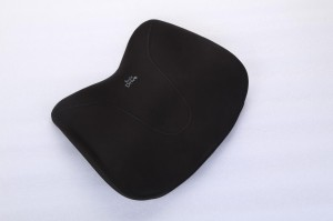 Car Mini Supportive waist cushion Chair Cushion Memory Foam Back Support for Office Chair/Computer Chair/Home/etc