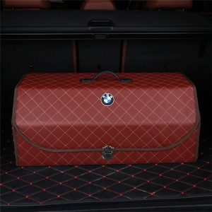 OEM China Vcan Cp04408 Large Size Folding Car Trunk Storage Box Auto Trunk Organizer