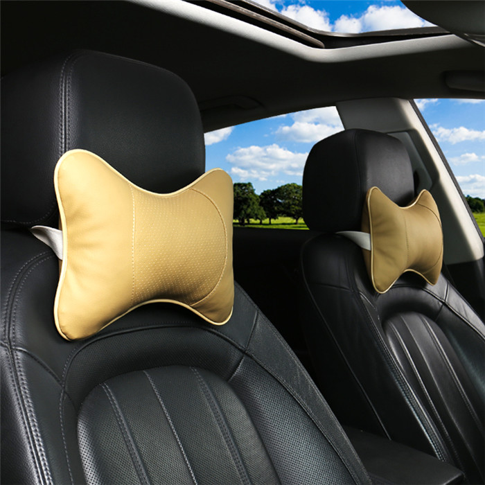 Hot Sale Car Seat Memory Foam Bone Shaped Head Rest Neck Support Pillow Featured Image