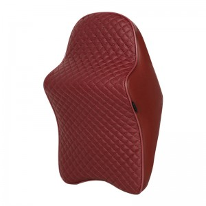 Memory Foam Car Neck Pillow Neck Support Headrest Pillow  Lumbar Support for Car Two-in-One Back Seat Cushion