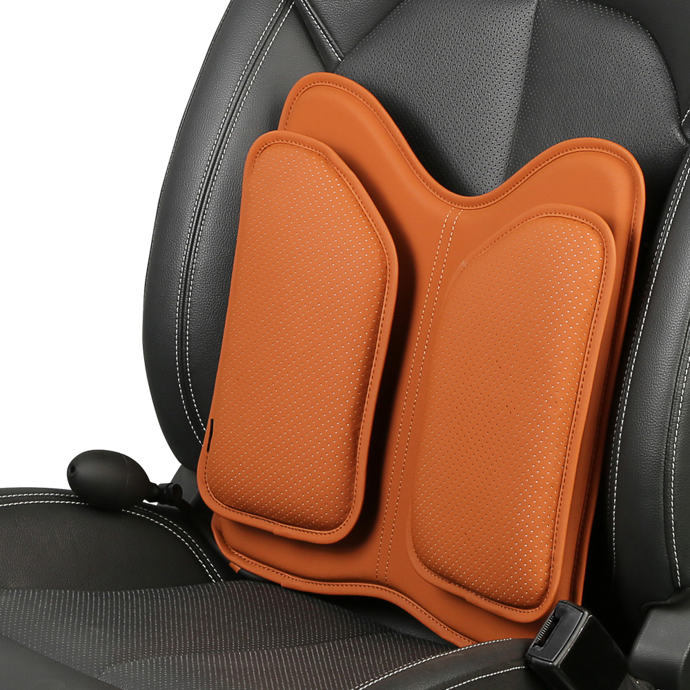 new upgrade designer car airbage lumbar support cushion Featured Image