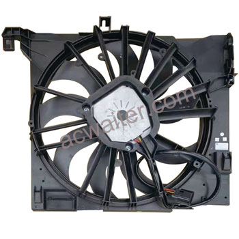 Jaguar XF 2010-2015 Jaguar XJ 2010-2015 Electric Fan A30642 T4A3311
