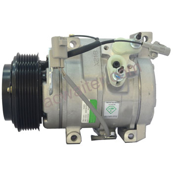 10S17C ac compressor TOYOTA PRADO 2700 TRJ120 88320-6A160 Featured Image