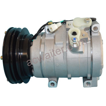 10S17C automotive ac compressor CATERPILLAR 310/320 231-6984 RC.600.129 Featured Image