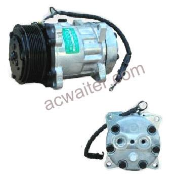 Sanden 7H15 universal car a/c compressor 68162 SD4866 Featured Image