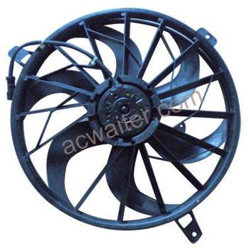 Jeep Grand Cherokee Jeep Liberty radiator fan / 52079528AB,  52079528AD Featured Image