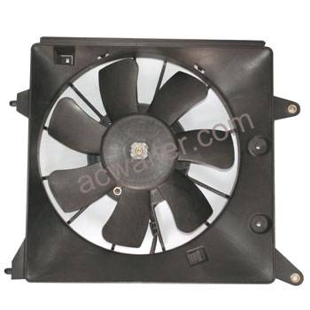 HONDA FIT 04′- ac cooling fan / 38616-REJ-W01 38611-REJ-W01 38615-REJ-W01