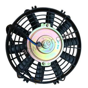 9″ Straight 80W 12/24V universal fan / RC.550.138 Featured Image