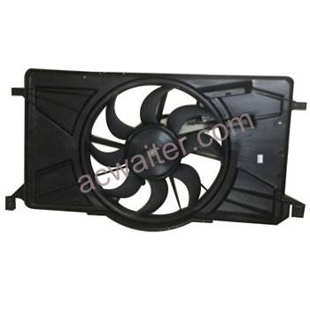 Ford Focus III Gazoline electric fan / 1740023 1740022  8V618C607FC