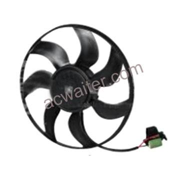 Opel auto ac cooling fan / 13368576  13368577  13 41 072  13 41 075