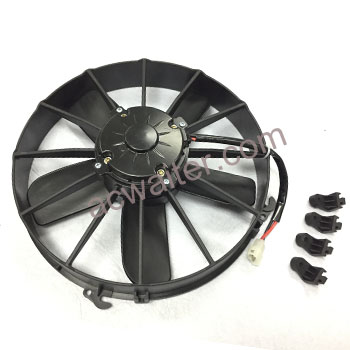 Special Price for China Supplier Auto AC Axial Fan for Spal Va11-Bp12/C-57s