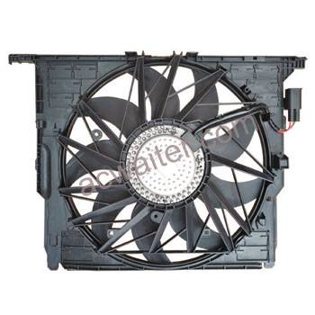 BMW 7 2008-2015 F02 auto cooling fan 17417589028