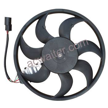 Mercedes Benz A CLASS 2004-2012 motor cooling fan with Control Module / A1698203542