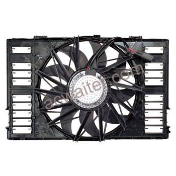 Porsche Panamera 2009-2016 radiator cooling fan 97010606106 Featured Image