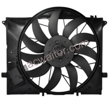 Factory Cheap Hot Universal Electric Fan - Mercedes C180 Electric Fan 2035000293 – Bowente Featured Image