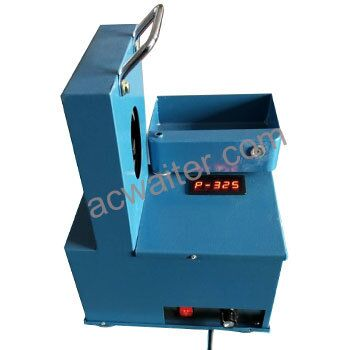 Automatic electric ac hose crimping tool machine
