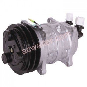 Manufacturer for a/c compressor - TM16 compressor 135mm 2A 24V – Bowente