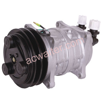 TM16 automotive air conditioning compressor 135mm 2A 12V 24V