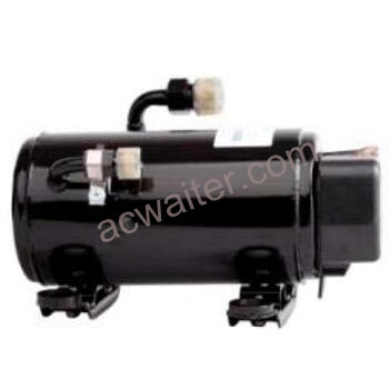 DC12V Automotive Rotary Refrigeration Motor Compressor