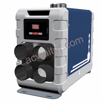 All-in-one Diesel heater Featured Image