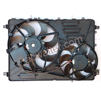 PriceList for honda crv radiator fan - Land Rover Electric Fan LR045248 – Bowente Featured Image
