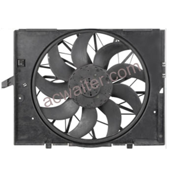 BMW E60 Electric Fan 17427543282 17427514181