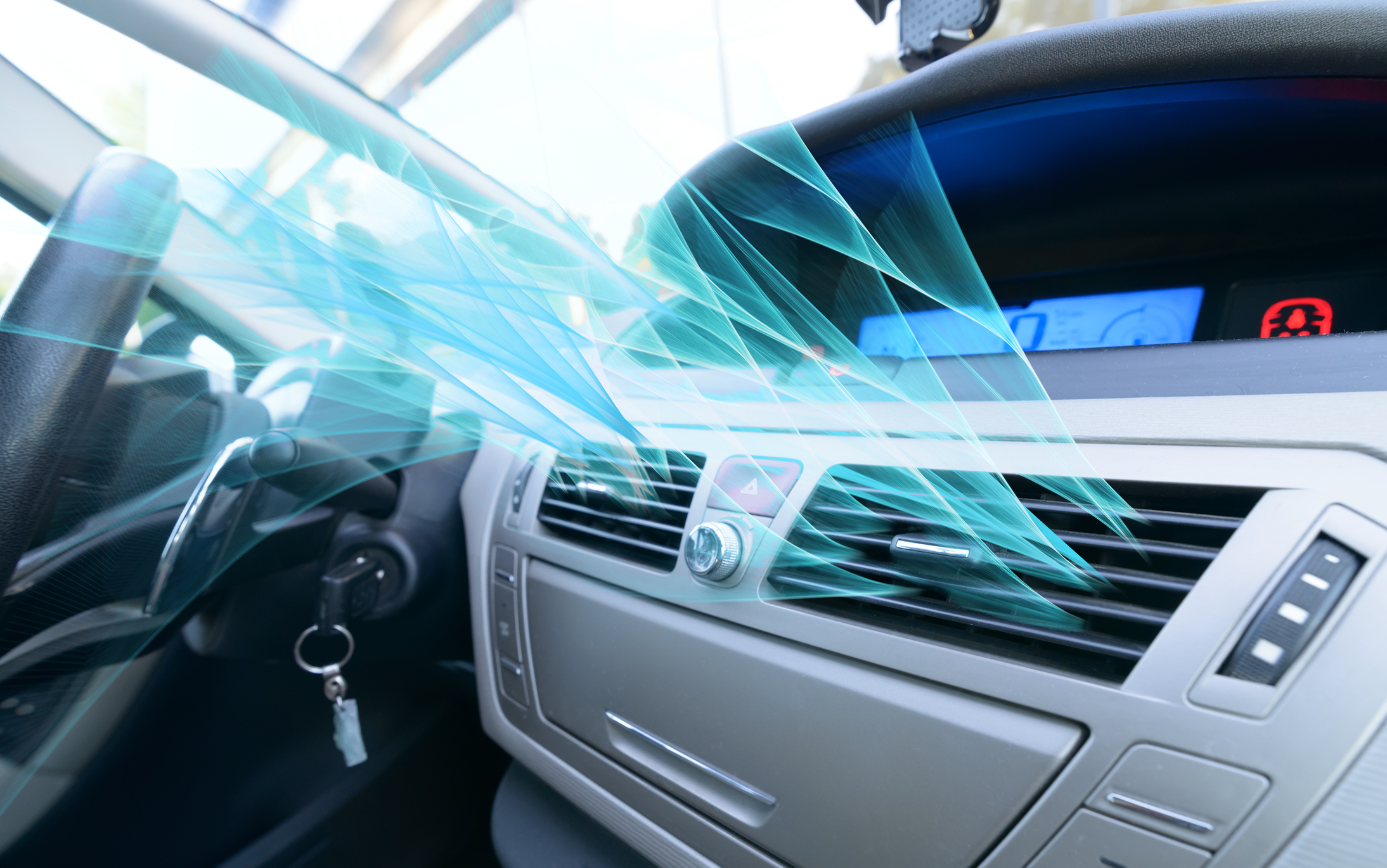 Potential Causes Of Hot Air Of Your Car AC System