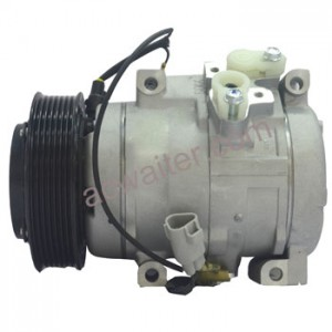High Quality for 508 compressor - 10S17C Toyota compressor 88320-26600 – Bowente