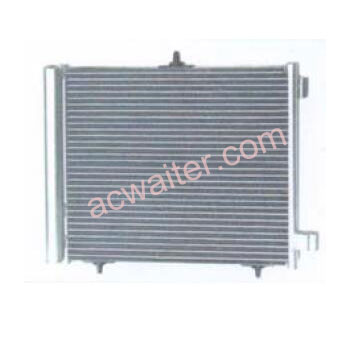 OEM/ODM China universal condenser for car air conditioner - Citroen C3 C2 Condenser 6455AL – Bowente