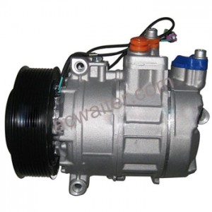 Good Quality China Auto AC Compressor (7sbu16c) for Benz Truck