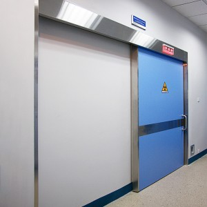 CT Scan Lead Lined Automatic Sliding Doors