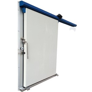 Heavy Duty Electrical Operated  Sliding Freezer Doors