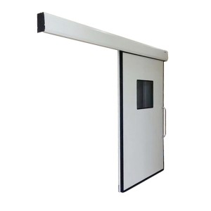 Automatic Sliding Hermetically Sealed Doors