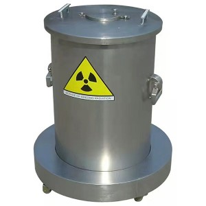 Radiation Shielding Lead Pots