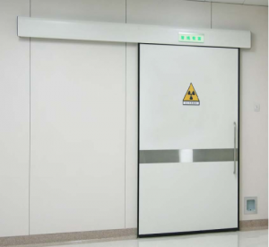 Automatic Sliding X-ray Room Doors