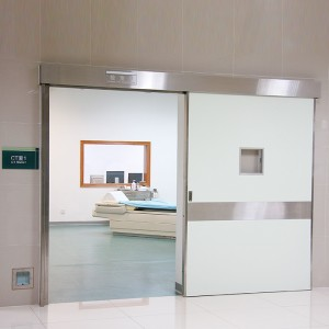 PET CT Scan Automatic Sliding Shielded Doors