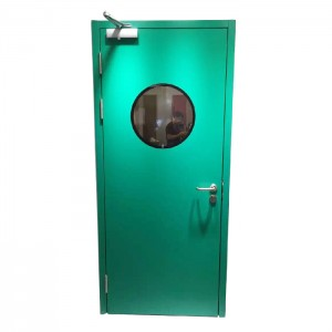 Patient Room Hinged Hygienic Doors